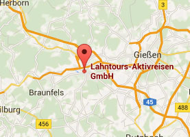 Lahntours Locations In The Lahn Valley